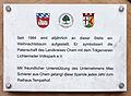 Gedenktafel Tempelhofer Damm 163 (Temph) Tempelhofer Weihnachtsbaum.jpg