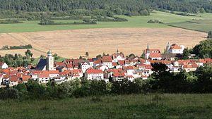 Geisa - Image: Geisa, Thuringia