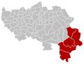 Gemeenten Belgische Eifel.png