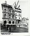General Post Office - showing construction of additions, Sydney (NSW) (15238172237).jpg