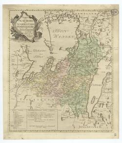 karta över skaraborgs län Skaraborgs län – Wikipedia karta över skaraborgs län