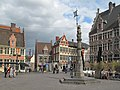 Gent, straatzicht Rekelingestraat-Geldmunt foto1 2013-05-12 17.26.jpg
