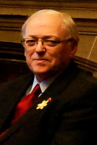 Speaker of the Senate of Canada - Image: George J. Furey