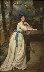 Portrait of Mrs. Andrew Reid