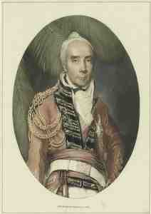 George Beckwith (British Army officer) - Sir George Beckwith