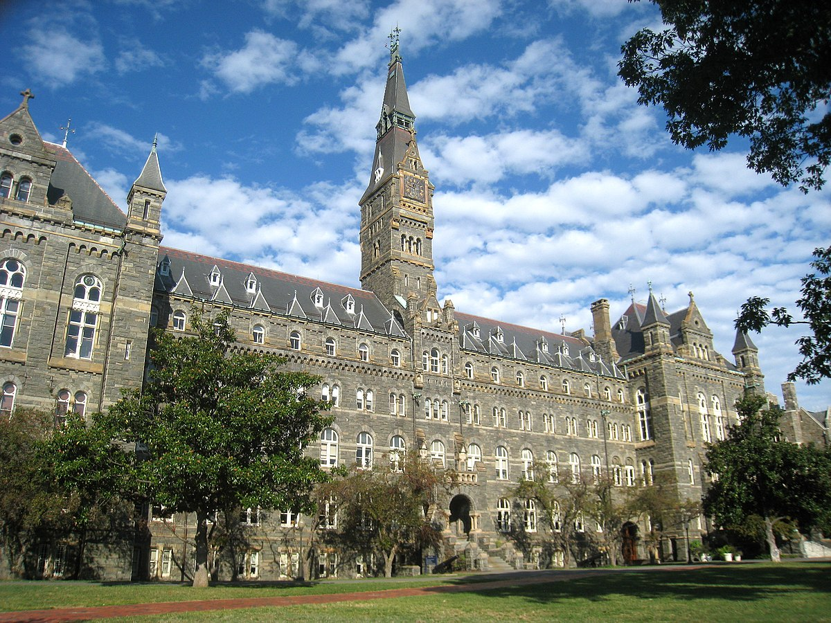 list of colleges and universities in washington dc