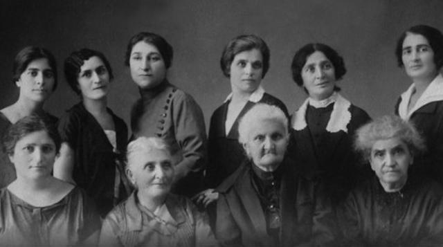 georgian women