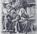 Georgians playing chonguri.png