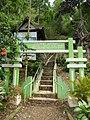 Gerbang Selamat Datang di Goa Losan, Paser.jpg
