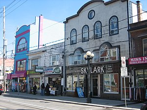 Little India (location) - Gerrard India Bazaar in Toronto