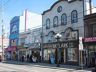 Little India (location) - Gerrard India Bazaar in Toronto