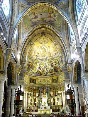 Gijon - Basilica del Sagrado Corazon de Jesus 07
