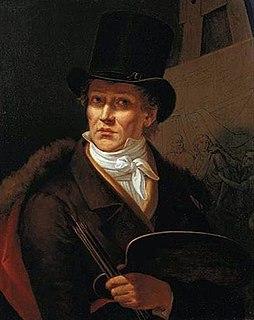 Gioacchino Giuseppe Serangeli Roman painter active during the First French Empire