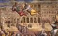 Giorgio vasari, gregorio xi torna a roma da avignone, 1572-73, 03 pietro e paolo.jpg