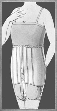 Girdle Top