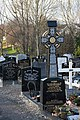 Glasnevin Cemetery - Modern Celtic Cross (4163674851).jpg