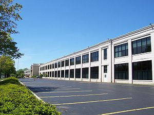 Gleason Corporation - Manufacturing facility in Rochester, New York