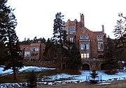 Glen Eyrie castle in