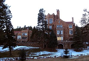 The Navigators (organization) - Glen Eyrie castle was purchased by The Navigators in 1953.
