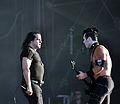 Glenn Danzig and Paul Doyle Caiafa playing at Wacken Open Air 2013 02.jpg
