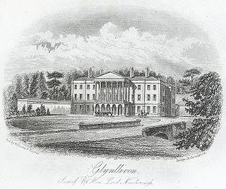 Spencer Bulkeley Wynn, 3rd Baron Newborough peer