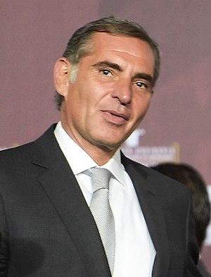 Gabino Cué Monteagudo - Image: Gobernador Gabino Cué Monteagudo