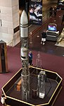Goddard Rockets - Smithsonian Air and Space Museum - 2012-05-15 (7275640170).jpg