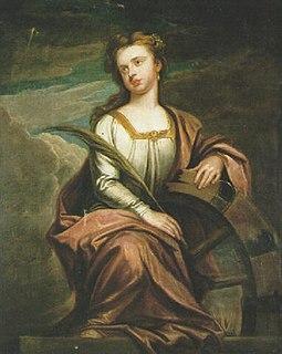 Letitia Cross British singer and actress (bap. 1682?, d. 1737)