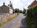 Gomford Lane, Snape - geograph.org.uk - 1434806.jpg