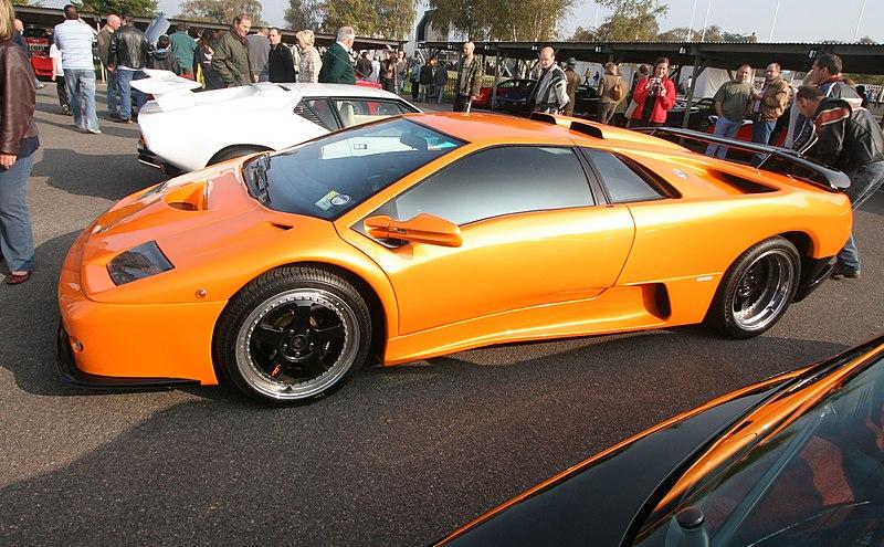best automobile review: new lamborghini diablo gt updated pics