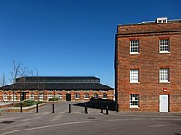 Gosport, Royal Clarence Victualling Yard, slaughterhouse.jpg