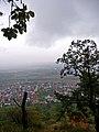 Grafenberg, Blick nach Kayh und Mönchberg - panoramio.jpg