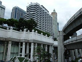 Ratchaprasong - Grand Hyatt Erawan Hotel