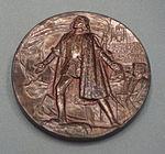 Grand Prize award to the Rookwood Pottery Company, World's Columbian Exposition, 1893, Chicago, bronze - Cincinnati Art Museum - DSC03103.JPG