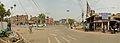 Grand Trunk Road and Jagat Banerjee Ghat Road Crossing - Kazi Para - Howrah 2014-06-15 5078-5082 Compress.JPG