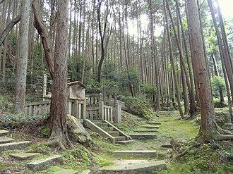 Ernest Fenollosa - Fenollosa's grave