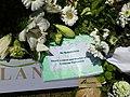 Grave of Francis Ledwidge at Artillery Wood Cemetary 03.jpg