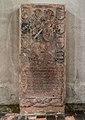 Grave of Rosina Greiffenclau von Vollrads, St. Aegidius, Mittelheim 20140915 1.jpg