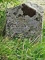 Gravestone in Jewish Cemetery - Tykocin - Poland - 02 (35483498883).jpg