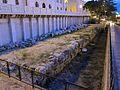 Greek City Wall - Lungomare Falcomatà - Reggio Calabria, Italy - 7 Sept. 2010.jpg