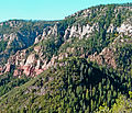 Greens and Reds, Coconino National Forest AZ 9-15 (21550625289).jpg