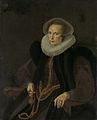 Griete Jacobsdr van Rhijn (1585-1652). Echtgenote van Jacob Cornelisz Banjaert, genaamd van Neck Rijksmuseum SK-A-3122.jpeg