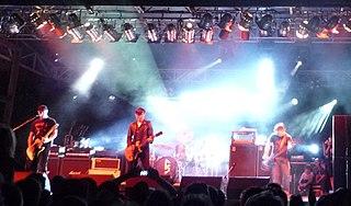 Grinspoon Australian rock band
