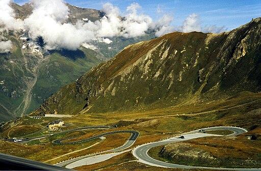 Grossglockner road 1997a