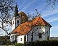 Grosuplje - cerkev sv. Mihaela (stara cerkev).jpg