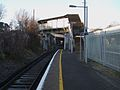 Grove Park stn Bromley North platform look north3.JPG