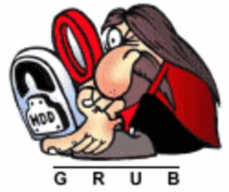 GNU GRUB - Image: Grub logo