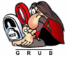 Image illustrative de l'article GNU GRUB