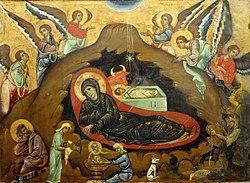 Guido of Siena: Nativity