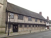 Guildhall - King Edward VI Grammar School - Church Street, Stratford-upon-Avon